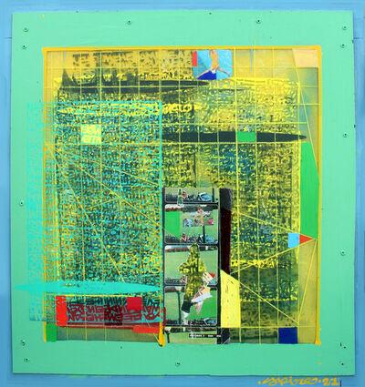Matthew Spire, 'Springtime again', 2021