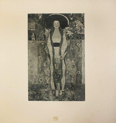 Gustav Klimt, 'Adele Bloch Bauer II', 1908-1914
