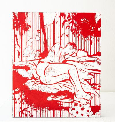 Kenichi Yokono, 'sleeping', 2019