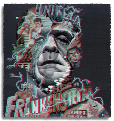 Tristan Eaton, '3D Frankenstein ', 2020
