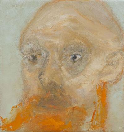 Hughie O'Donoghue, 'The Painter Van Gogh III', 2017