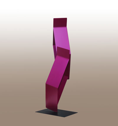 Rafael Martinez, 'Equilibrio Magenta', 2019