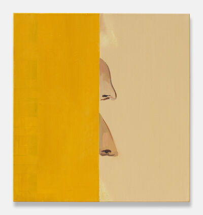 Allison Katz, 'Noses (2)', 2014
