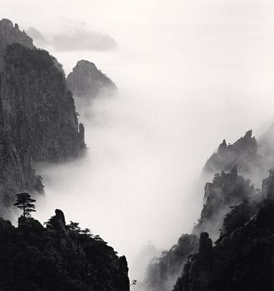 Michael Kenna, ''Huangshan Mountains, Study 8' ', 2008