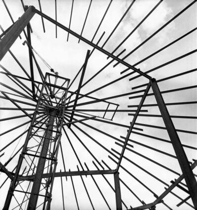 Leo Matiz, 'Oil Tower Structure (Cartagena, Colombia)', ca. 1960