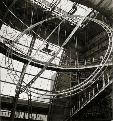 Florence Henri, 'Structure (Interieur du Palais de l'Air,Paris, Expostion Universelle)', 1937