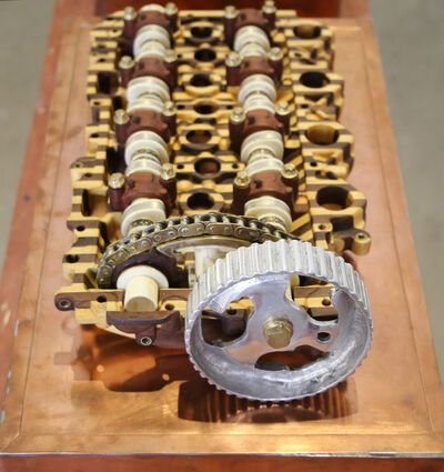 Eric Van Hove, 'Untitled (Peugeott-Citroen HDI Diesel Camshaft Housing & Rocker Assembly)', 2014