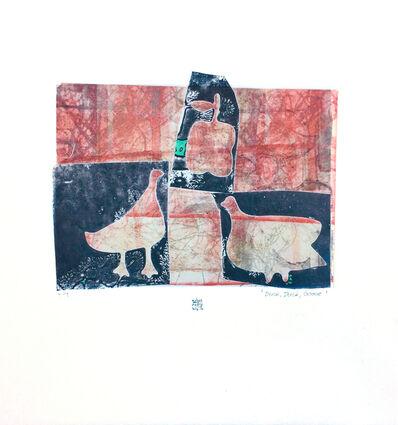 Karin Bruckner, 'Duck, Duck, Goose', 2019
