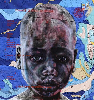 Jean David Nkot, '#@Zone grise.com', 2019