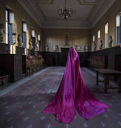 Güler Ates, 'Purple (III)', 2016