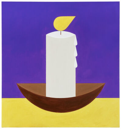 Leonhard Hurzlmeier, 'Candle in the Wind', 2019