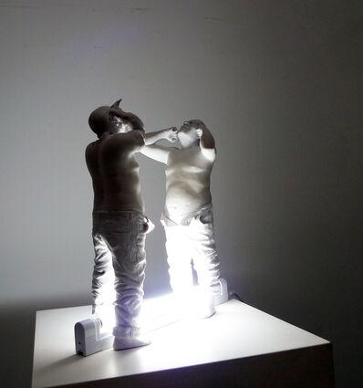 Bernardí Roig, 'Study Father-Petit (The Mirror)', 2016