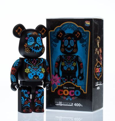 BE@RBRICK X Disney, 'Remember Me, from Coco 400%', 2018