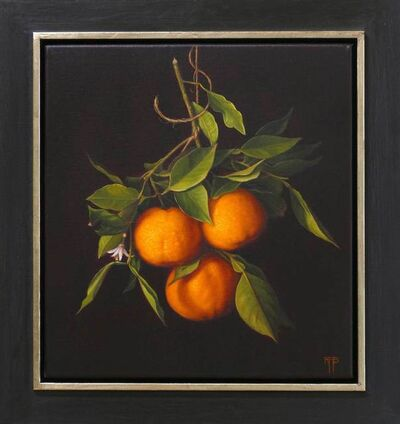 Raquel Alvarez Sardina, 'Oranges', 2017
