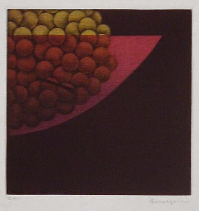 Yozo Hamaguchi, 'Bowl of Grapes | Coupe de Raisons', 1978