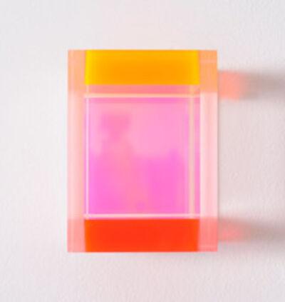 Regine Schumann, 'Color rainbow Pink Karlsruhe, ed. 4/6', 2018