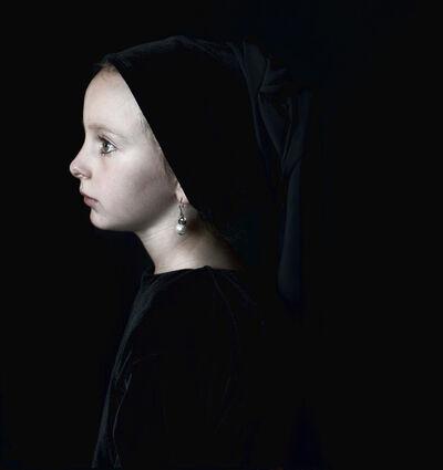 Adriana Duque, 'The girl of the pearl earring (La Ninã Del Arete de Perla)', 2013
