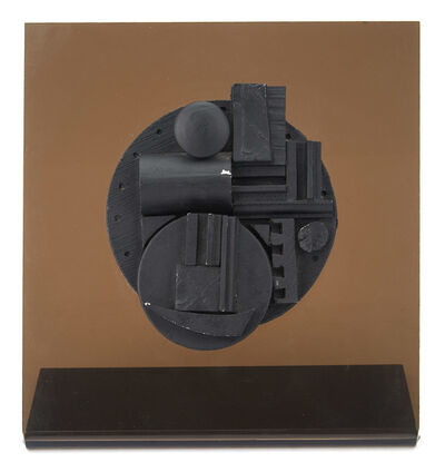 Louise Nevelson, 'Collegiate School Relief Multiple (Baro 123)', 1972