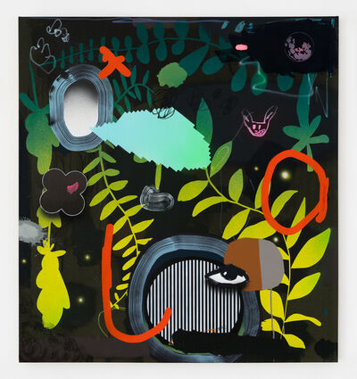 Dan Brault, 'Whispers in the dark / Murmures dans l'obscurité.', 2020