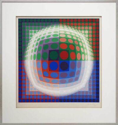 Victor Vasarely, 'Vega PAL VI', 1970