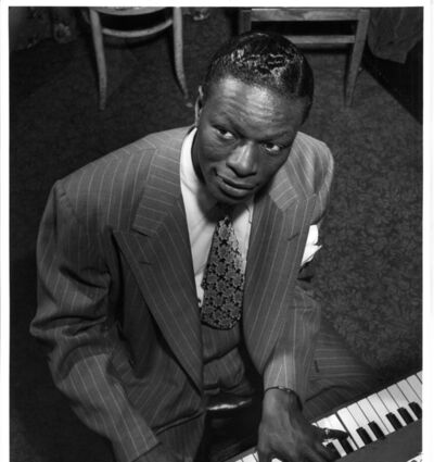 William Gottlieb, 'Nat King Cole', ca. 1948