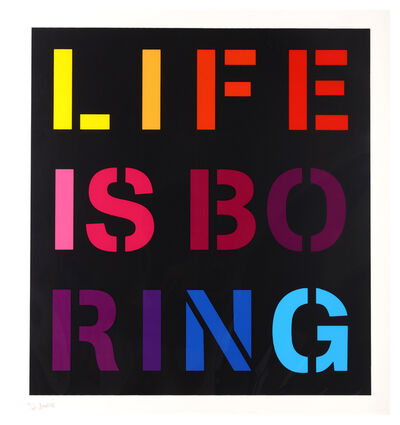 Mr Andre, 'Life Is Boring'