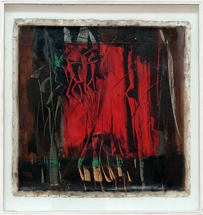 Romul Nutiu, 'Vertical Section', 1988