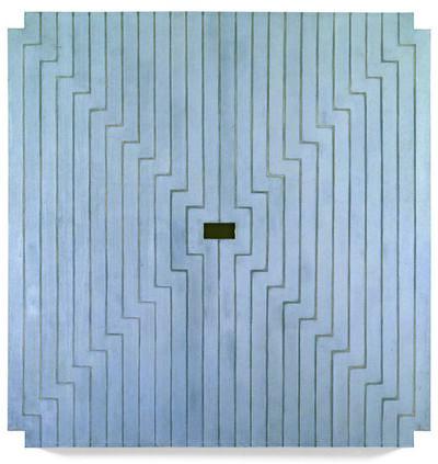Frank Stella, 'Avicenna', 1960