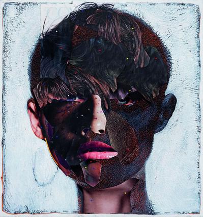 Gabi Trinkaus, 'Face Treatment 011', 2018