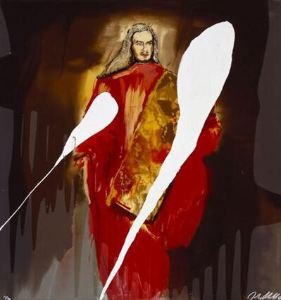 Julian Schnabel, 'XAVIER MASCARO', 1998