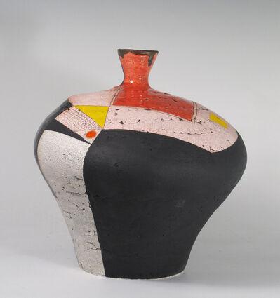Sheryl Zacharia, 'Black Pink Coil Pot', 20147-2019