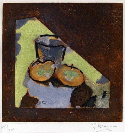 Georges Braque, 'Nature morte oblique (Oblique Still Life)', ca. 1950