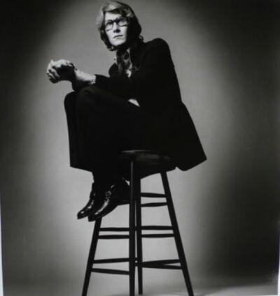 Jeanloup Sieff, 'Yves Saint Laurent, Paris', 1971