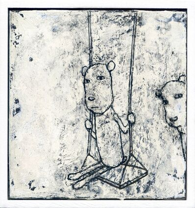Rebecca Doughty, 'Bear on a Swing', 2021
