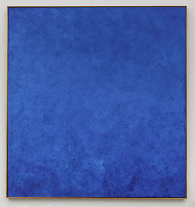 Joe Goode, 'Ocean Blue #7', 1988