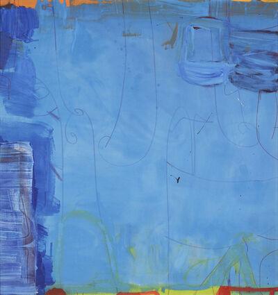 Gary Komarin, 'Loosha in Blue', 2012