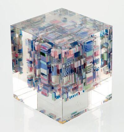 Jon Kuhn, 'Miami Cubed', 1988