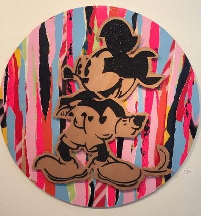 Artlord, 'Mickey in Wonderland', 2021