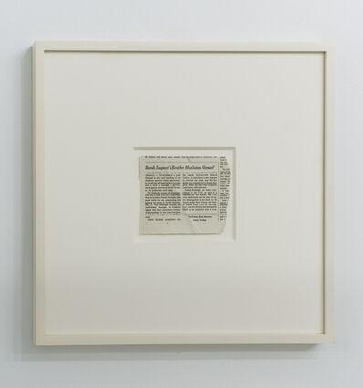 Robert Gober, 'Untitled', 2000-2001