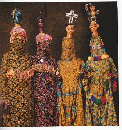 Phyllis Galembo, 'Agot Masquerade, Nigeria', 2004