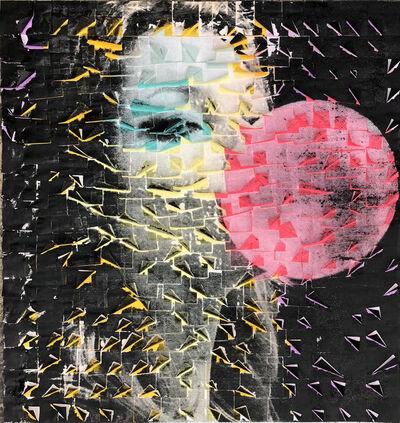 Ardan Özmenoğlu, 'Beauty Balloon with Triangles', 2020