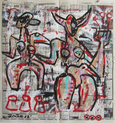 Gary John, 'untitled', 2012