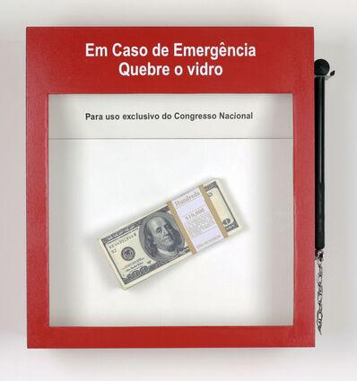 Alexandre Frangioni, 'Emergência III', 2018