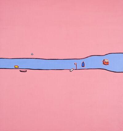 Pat Service, 'Double Bubble', 2007