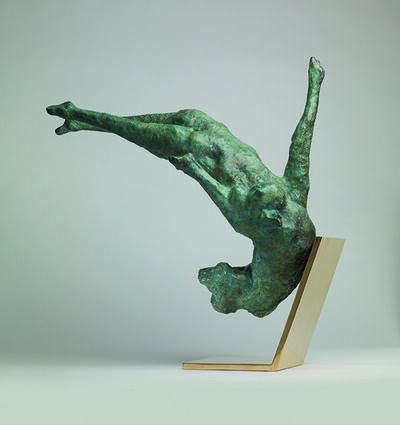 Ralph Brown, 'Swimming Movement', 1960