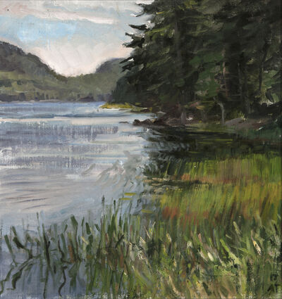 Alexandra Tyng, 'West Shore Eagle Lake', 2017