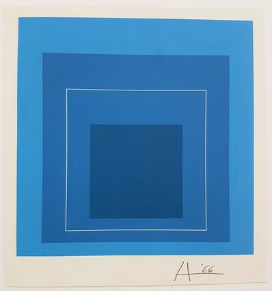 Josef Albers, 'Untitled', 1966