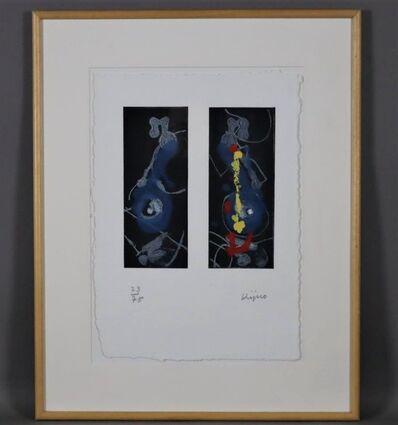 Ladislas Kijno, 'Hommage à Max Papart', 1995