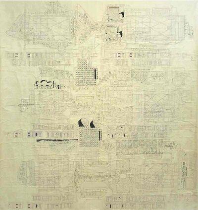Sunao Horikawa, 'Diagram #2', 2009
