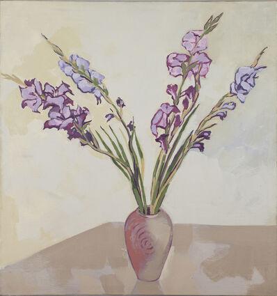 Luis Frangella, 'Gladiolos', 1988